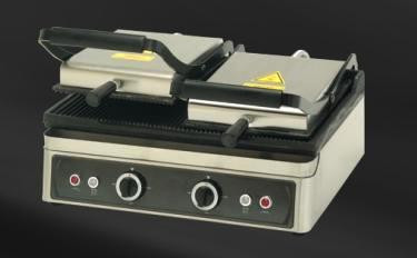 Гриль контактный 2-х постовой электрический Baysan Е40512