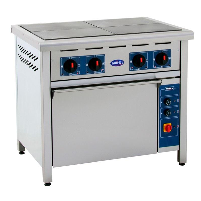 Купить Плита электрическая промышленная Кий-В ПЕД-4