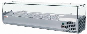 Витрина для топпинга Frosty THV 38-1600