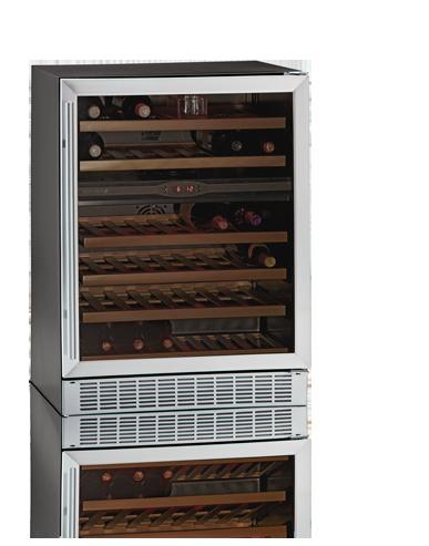 Купить Шкаф холодильный для вина Tefcold TFW160 2S