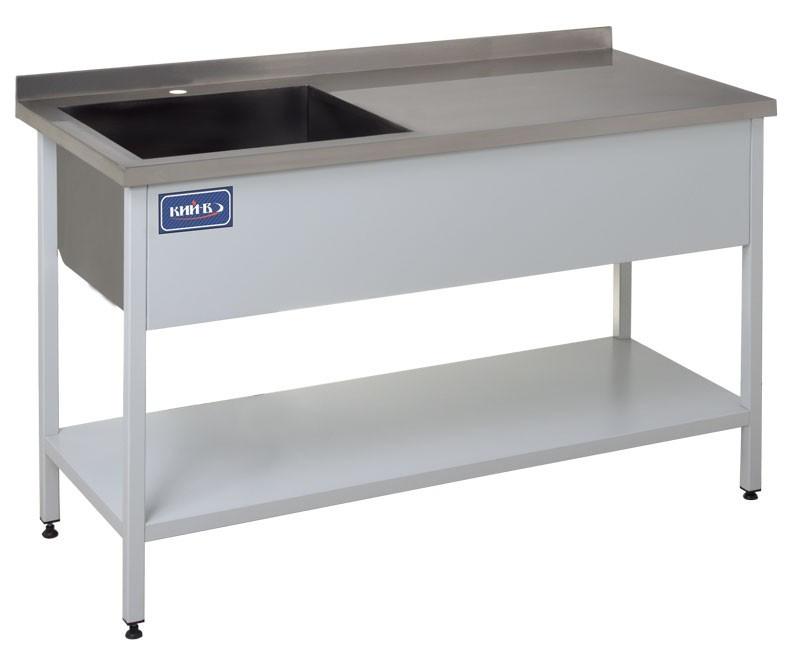 Стол разделочный с ваннами моечными Кий-В СПМ2