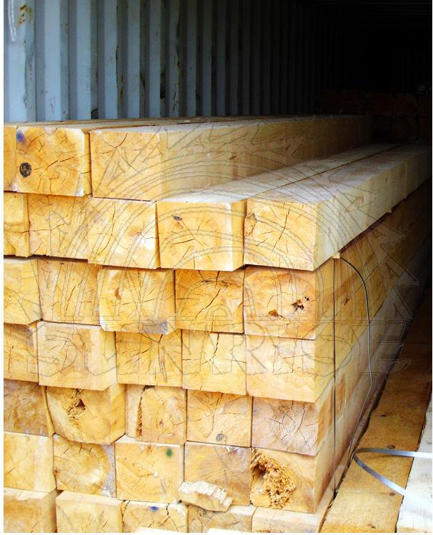Брус 60х120 естественной влажности, пиломатериалы сосновые