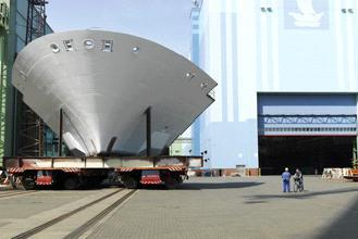Купити Транспортери багатоколісні Multi Mover з вантажопідйомністю від 90 до 900 т