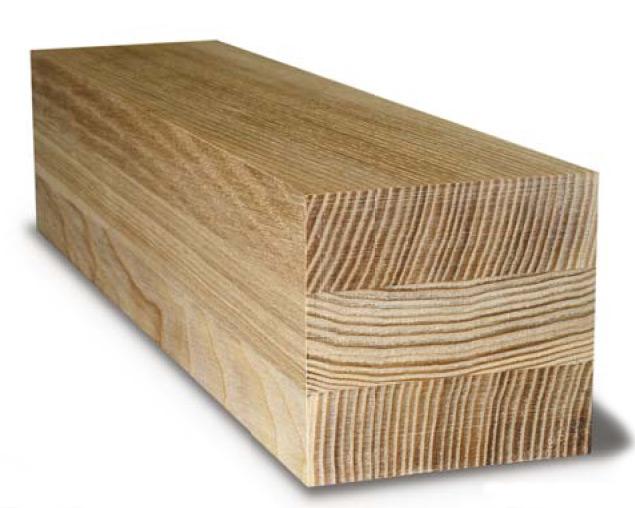 Древесина массивная сосновая: доска, брус