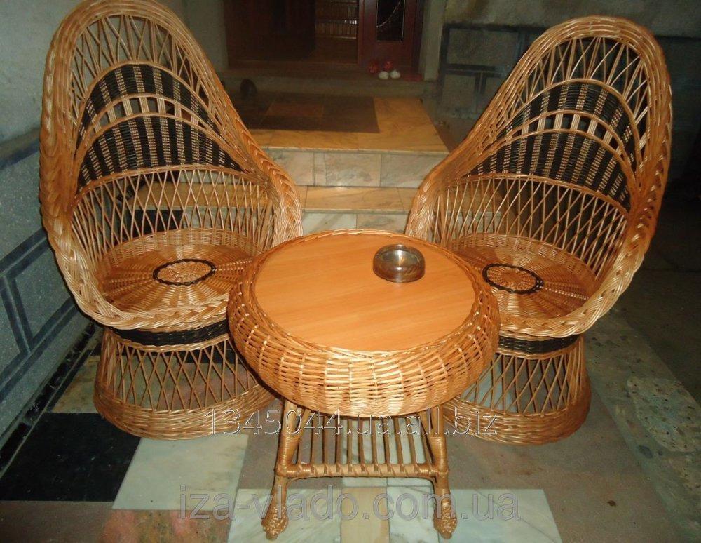 Купить Плетеная мебель из лозы- Набор Оригинал код 46087725