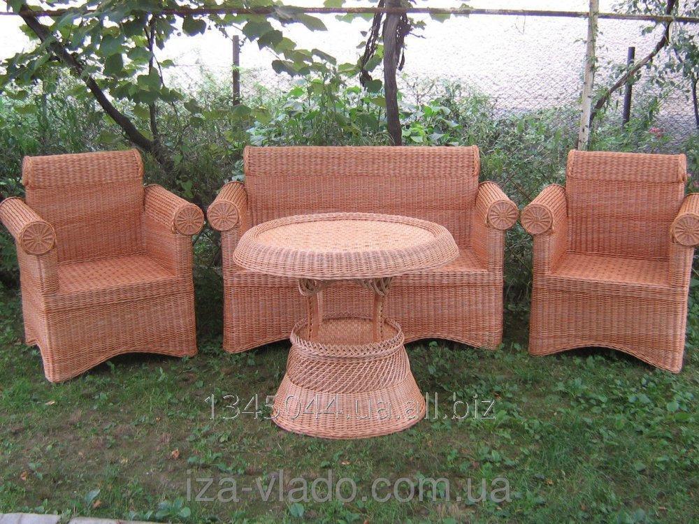 Купить Плетеная мебель из лозы- Набор Хай-тек код 46105628
