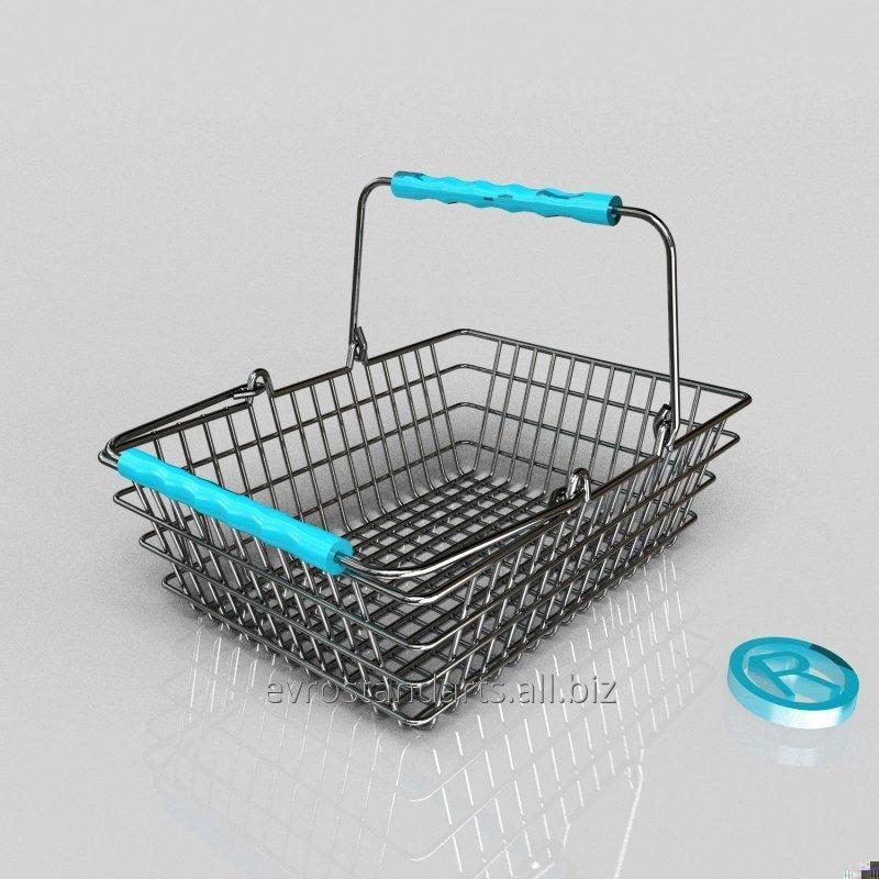 Корзины для супермаркетов