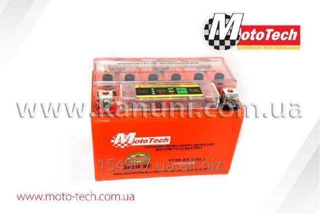 Купить Аккумулятор АКБ 9AM IGEL YTX9-BS c индикатором