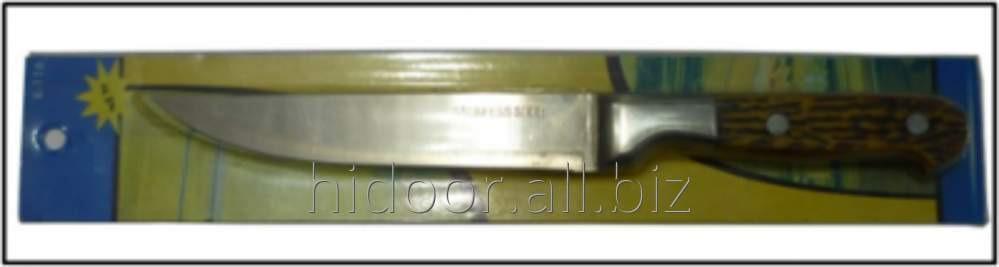 Buy K116-6 knife bone handle of average-big 265 mm