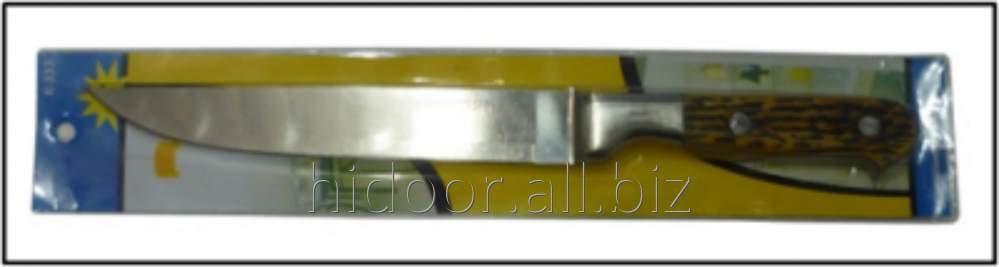 Купить Нож К337-7 костяная ручк большой 290мм
