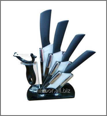 Купить Набор ножей керамика 4РС (12 наб. в ящике)