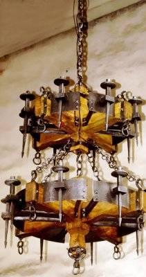 Купить Люстры кованые (Киев), кованые светильники, люстры кованые купить, кованые люстры цены, большие кованые люстры, кованые изделия, художественная ковка.