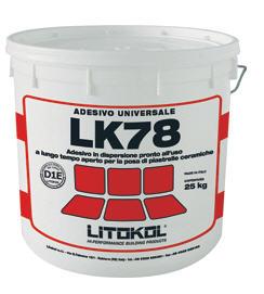 Купить Белый дисперсионный клей Adesivo Universale LK78