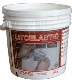 Купить Реактивный двухкомпонентный эпоксидно-полиуретановый клей Litoelastic