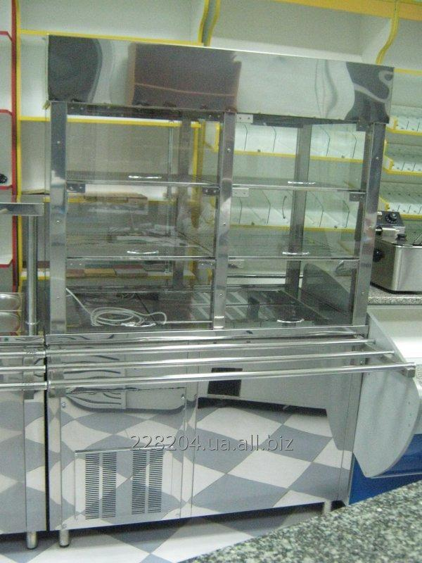 Кондитерская витрина ( куб ) 1200х700х1800