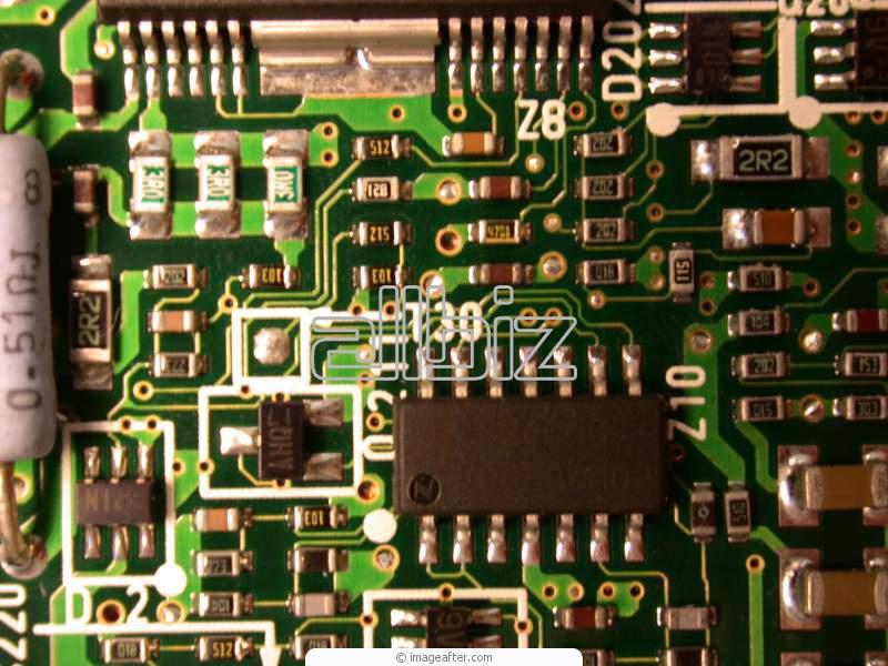 Микросхема 4