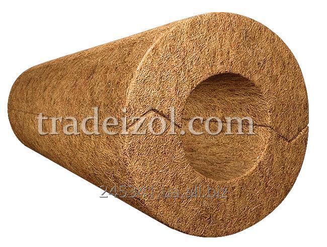 Базальтовая изоляция для труб Tradeizol