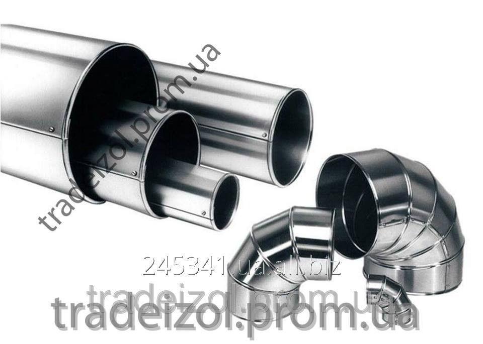 Защитный кожух для изоляции труб Tradeizol
