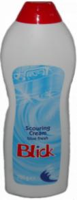 Купить Чистящий крем для ванной Blick Blue Fresh, 700 гр