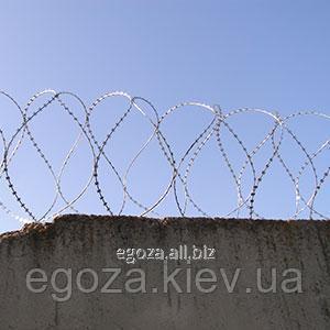 Заграждение колюче режущее спиральное ЗКР-С Егоза Кайман 400/5