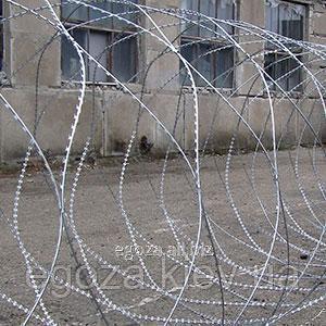 Заграждение колюче-режущее спиральное Егоза Супер 2000/11