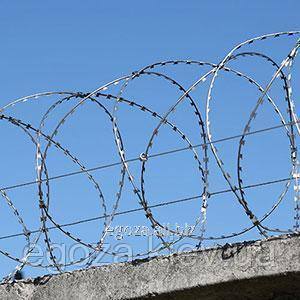 Buy Barbed wire of Gyurz 450/3 spiral obstacle