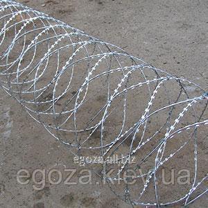 Колючая проволока Егоза Аллигатор 900/7 спираль