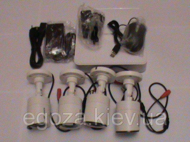 Купить Комплект системы видеонаблюдения Hikvision