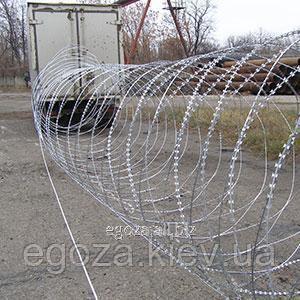 Купить Спиральная колючая проволока Егоза Кайман 1250/11
