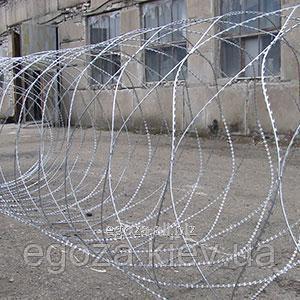 Купить Спиральная колючая проволока Егоза Кайман 1250/7