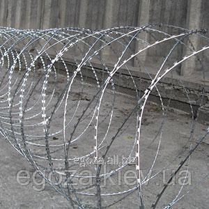Купить Спиральный барьер из колючей проволоки Егоза Супер 1250/7