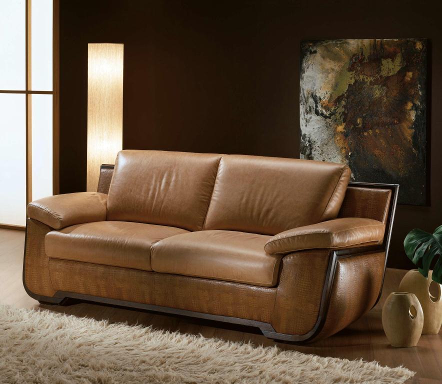 Купить Кожаные диваны