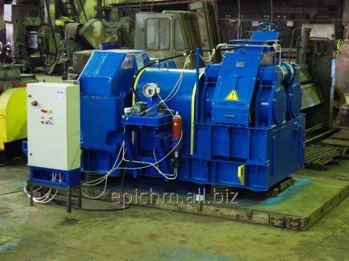 Пресс валковый для брикетирования мелкофракционных материалов. Модель 22ПС
