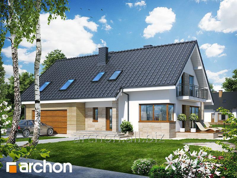 Проект дома Дом в айдаредах (Г2)