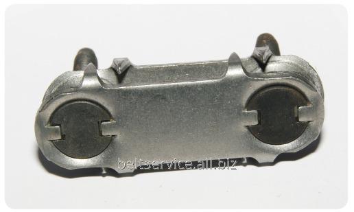 Замки для стыковки и ремонта конвейерных лент MLT Bolt Plate Fasteners
