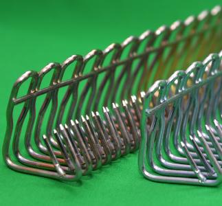 Механические разъемные соединители К28.  Стыковка конвейерных лент системой К20.