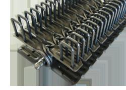 G 2003 механические соединители системы G2000 для стыковки конвейерных лент толщиной от 10 до 20 мм