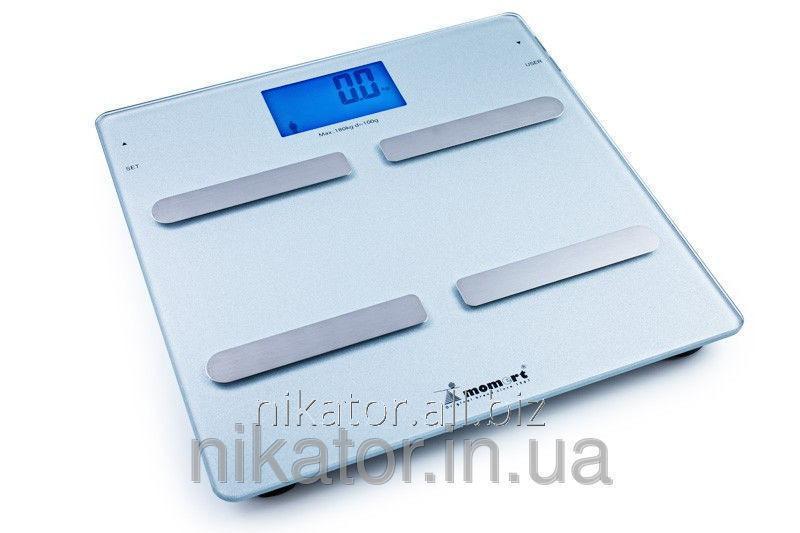 Купить Электронные весы на стеклянной платформе Momert 5863
