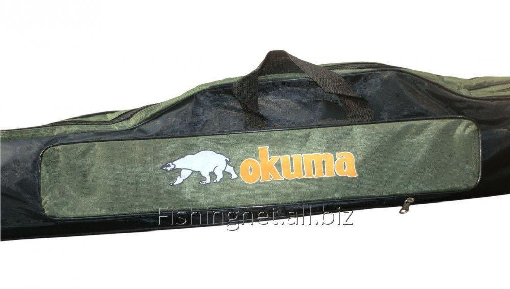 Чехол для удочек OKUMA 110 см полужесткий