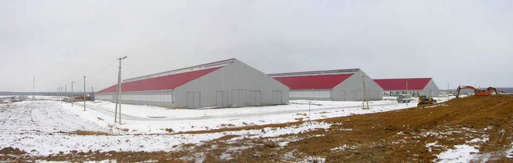 Продаются складские помещения 200-5000 м.кв
