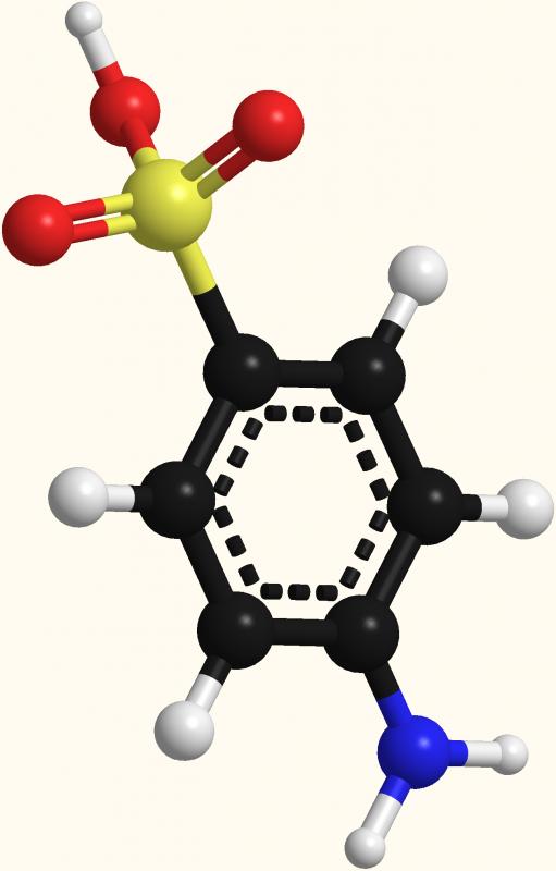 Купити Сульфаниловая кислота C6H7NO3S