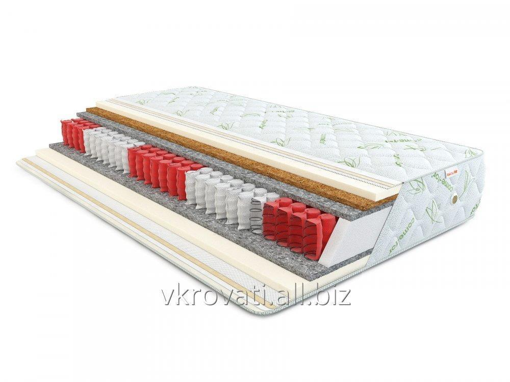 "Buy Come-for mattress Independent springs of ""Delight"" (Spring Pocket Spring Premium block)"