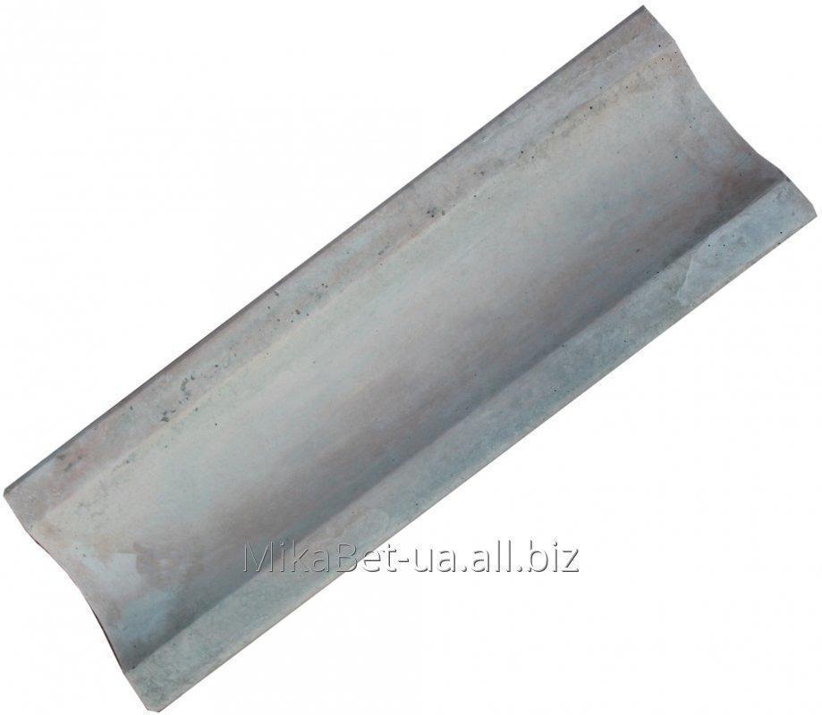 Водостік бетонний, 6х15,5х100