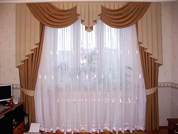 Как сшить шторы своими руками образцы фото
