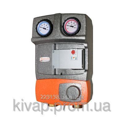 Насосная группа BRV M2 MIX33 20555R-M33 с 3-х ходовым смесительным клапаном, 0-50% by-pass, 2 линии