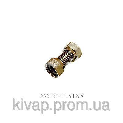 Купить Соеденитель NANOFLEX DN20 F-F 50mm (1'')
