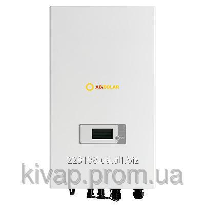 Инвертор сетевой ABi-Solar GT 3K TL