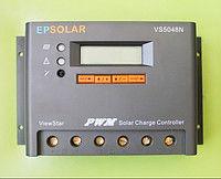 Программируемый фотоэлектрический контроллер заряда ViewStar VS5048N (50А, 12/24/48Vauto, PWM)