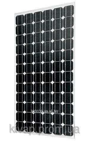 Фотоэлектрический модуль ABi-Solar SR-M60248100, 100 Wp, MONO