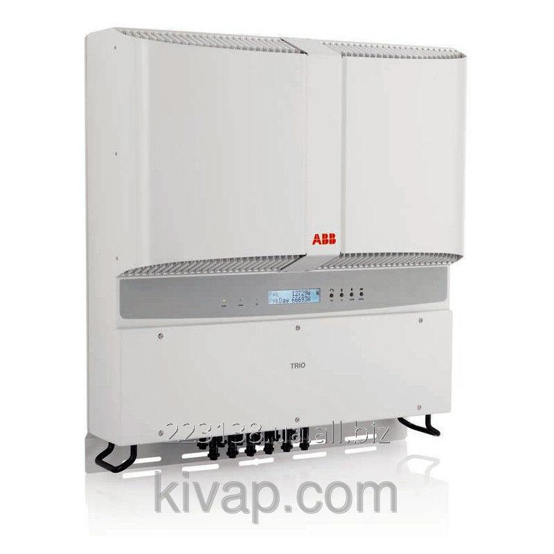 Network ABB PVI-10.0-TL-OUTD 10 inverter of kW